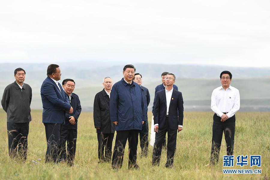 习近平总书记甘肃考察纪实:开创富民兴陇新局面