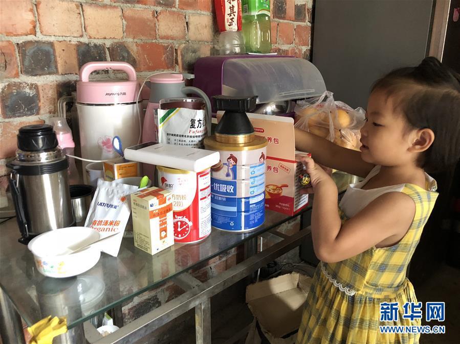 (在习近平新时代中国特色社会主义思想指引下——新时代新作为新篇章·总书记关心的百姓身边事·图文互动)(5)一蔬一饭都是爱——3700万农村娃的营养餐故事