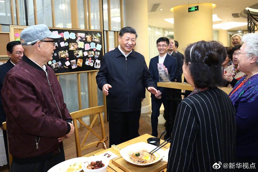 """""""习近平:中国的民主是一种全过程的民主"""