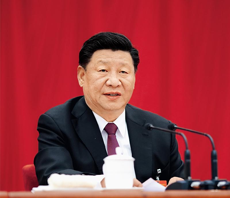 坚持和完善中国特色社会主义制度推进国家...
