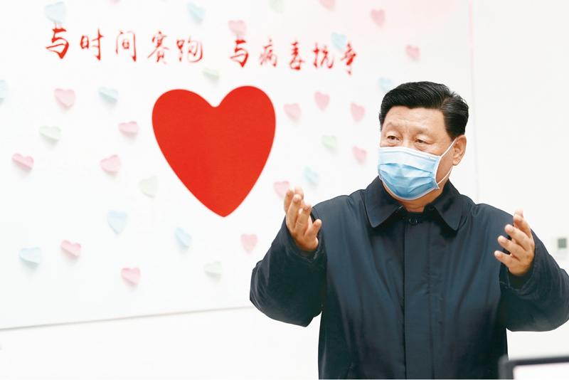 欢乐斗地主棋牌游戏:在中央政治局常委会会议研究应对新型冠状病毒肺炎疫情工作时的讲话