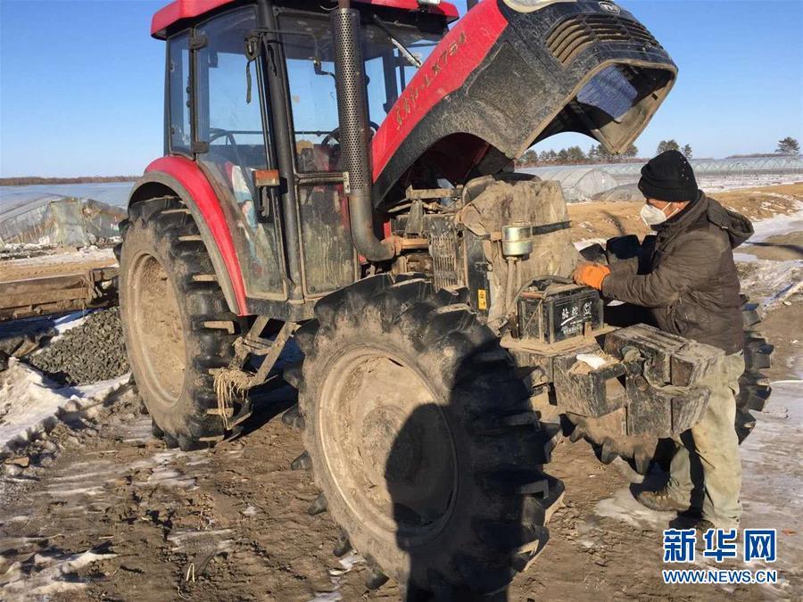 (在習近平新時代中國特色社會主義思想指引下——新時代新作為新篇章·習近平總書記關切事·圖文互動)(7)為農田注入硬核生産力——一些地方春耕中農業科技創新掃描