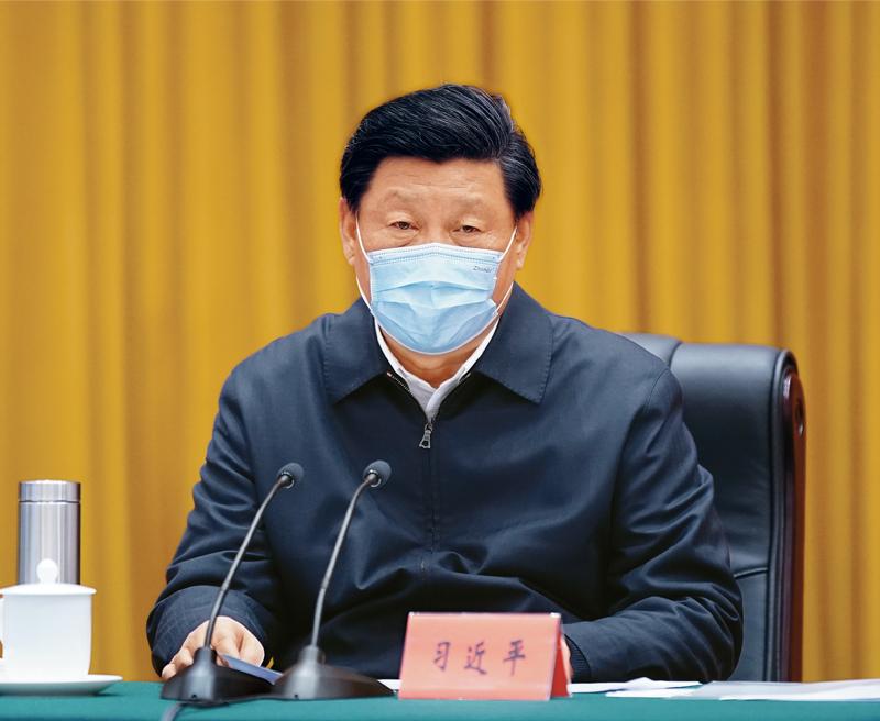 习近平:在湖北省考察新冠肺炎疫情防控工作时的讲话