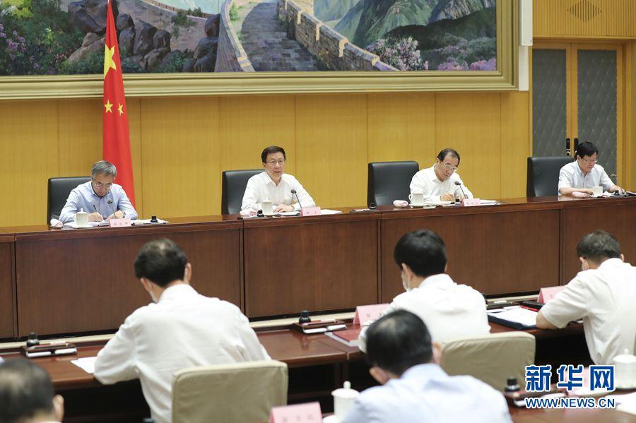 韩正:坚决遏制新增农村乱占耕地建房行为