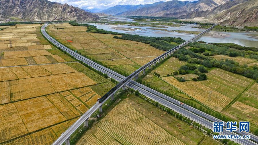 (新华全媒头条・图文互动)(1)阔步走在新时代康庄大道上――以习近平同志为核心的党中央关心西藏工作纪实