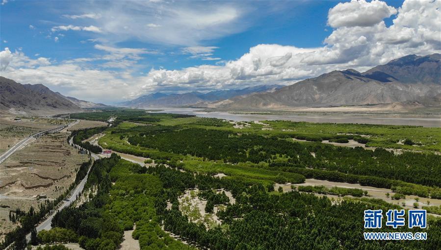 (新华全媒头条・图文互动)(3)阔步走在新时代康庄大道上――以习近平同志为核心的党中央关心西藏工作纪实