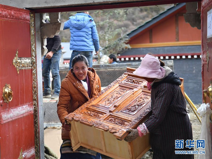 (新华全媒头条・图文互动)(12)阔步走在新时代康庄大道上――以习近平同志为核心的党中央关心西藏工作纪实