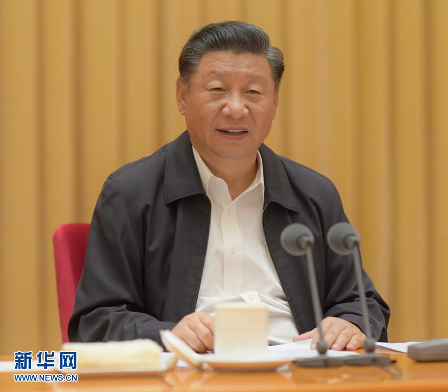 �近平出席中央第七次西藏工作座���并�l表重要�v�