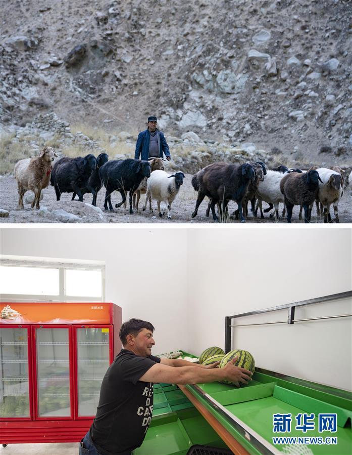 (新華全媒頭條·圖文互動)(5)旗引天山南北 譜寫發展新篇——以習近平同志為核心的黨中央關心新疆工作紀實