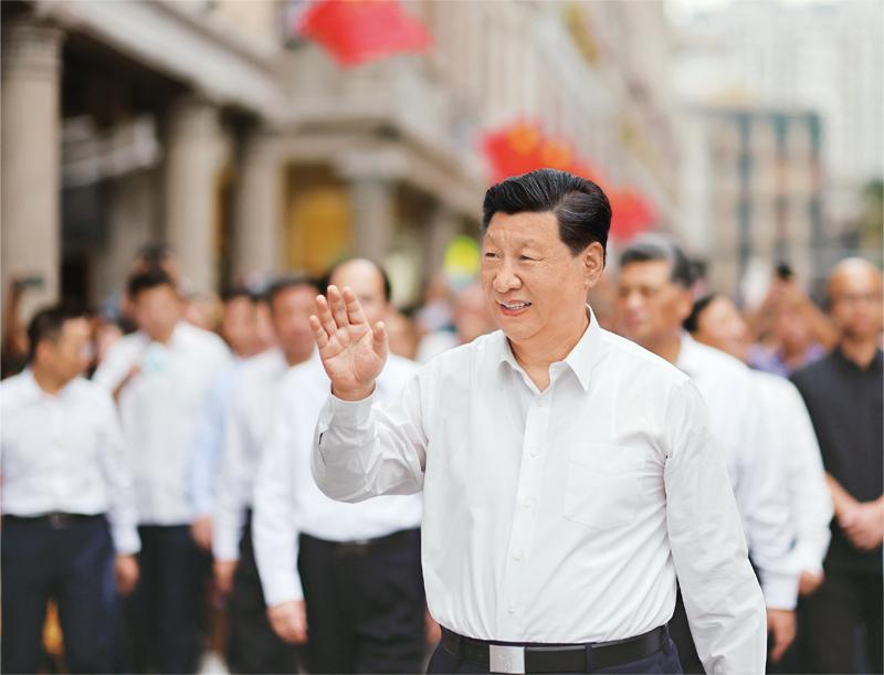 习近平:国家中长期经济社