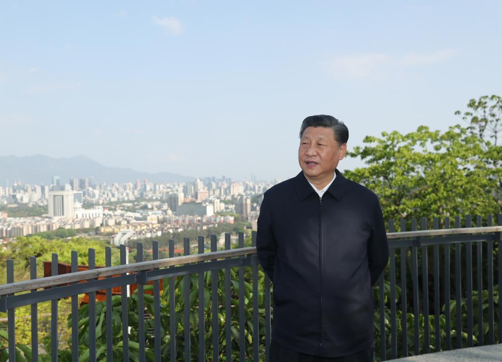 随着总书记长见地   福建之行第三天:都市建树-汗青传承-企业创新