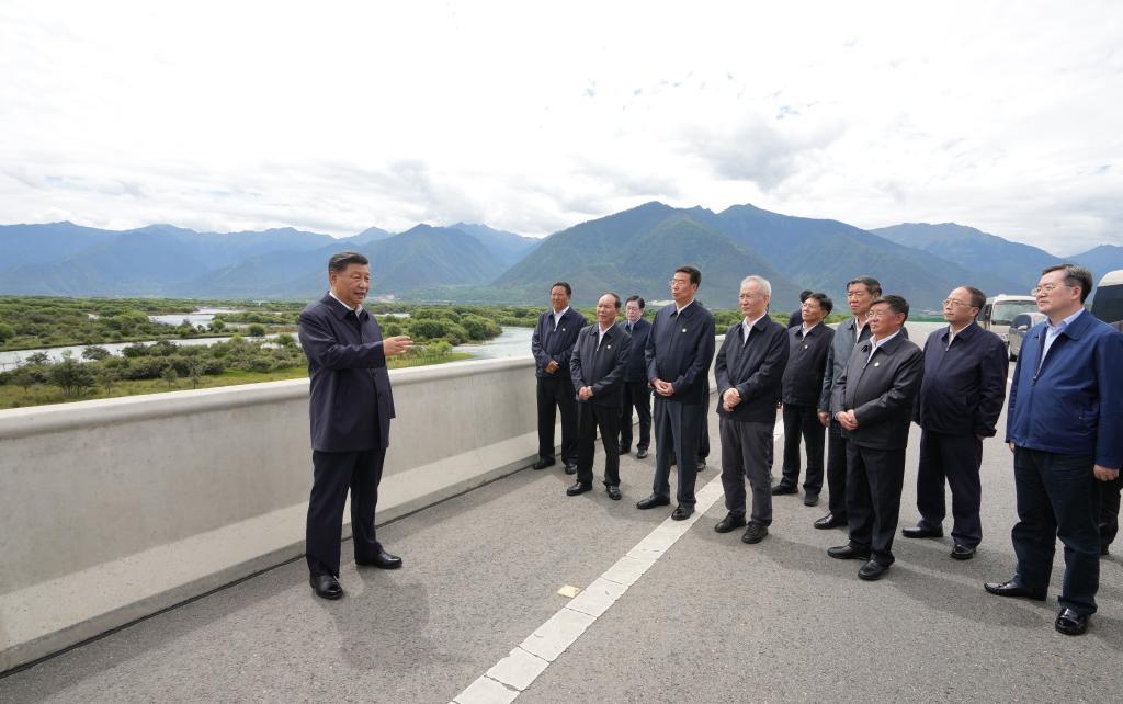 第一观察|青藏高原生态保护,总书记如此重视!