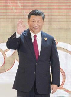 習近平出席APEC第二十五次領導人非正式會議並訪問越南、老撾