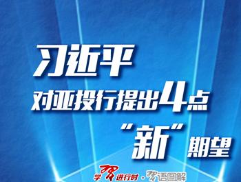 """習近平對亞投行提出4點""""新""""期望"""
