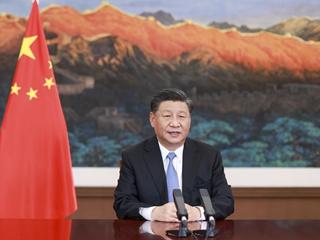 習近平在第十七屆中國-東盟博覽會和中國-東盟商務與投資峰會開幕式上的致辭