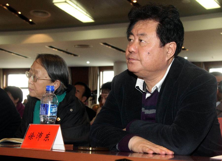 中國文聯傳達貫徹黨的十七屆六中全會精神
