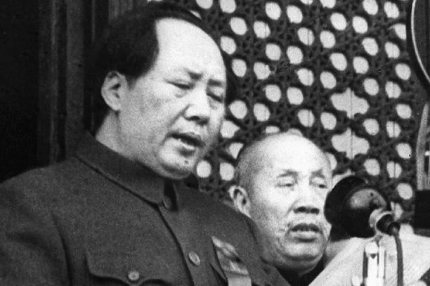 珍貴歷史影像:中華人民共和國的成立