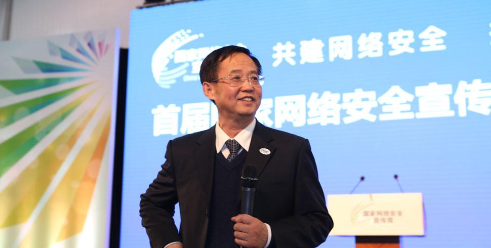 趙澤良局長在體驗展啟動儀式現場回答問題