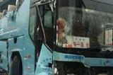哈伊高速公路大客車側翻 致4人死亡27人受傷(圖)