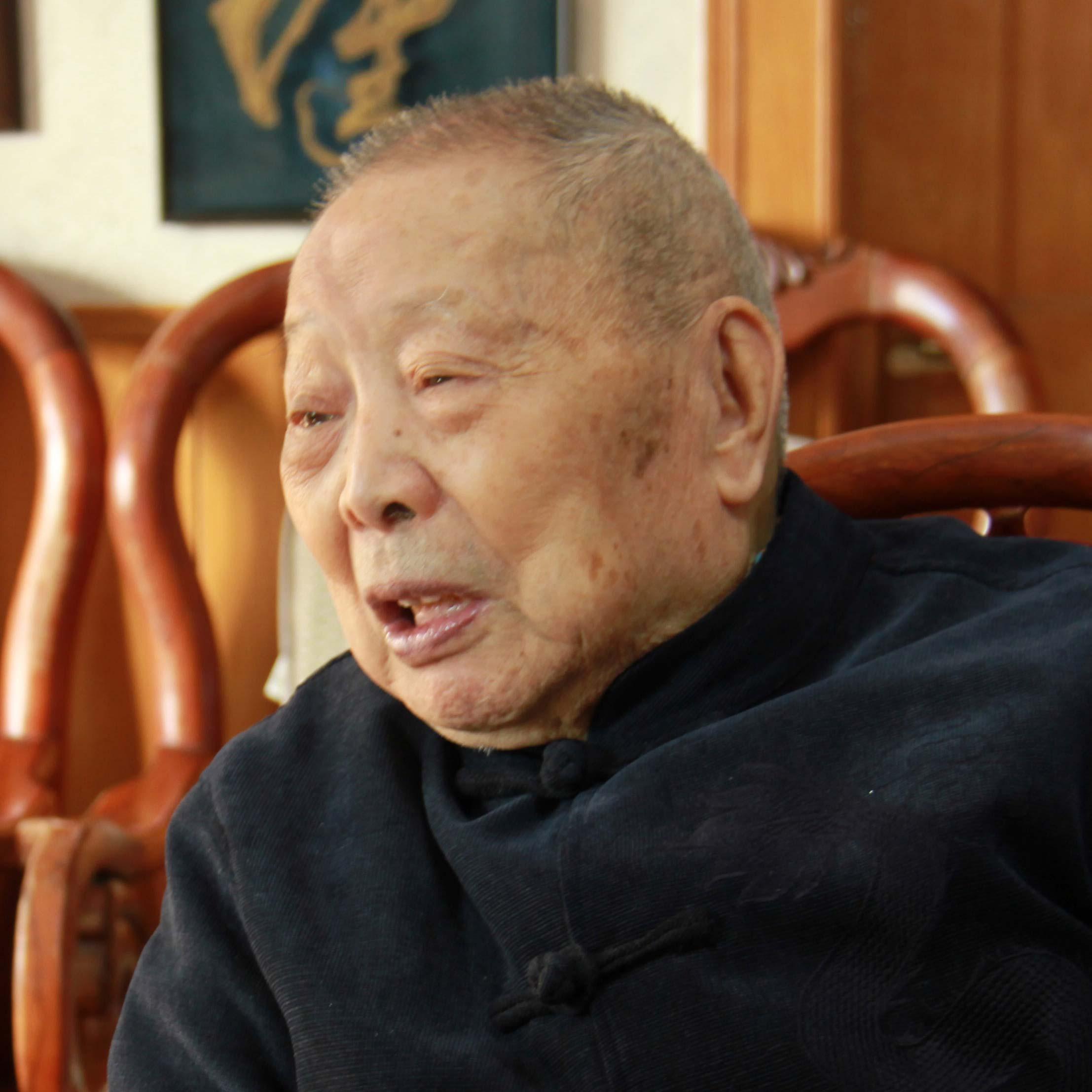 老兵楊思祿:立一座紀念碑