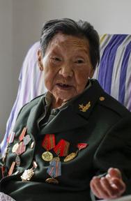 95歲抗聯女戰士周淑玲的家國夢