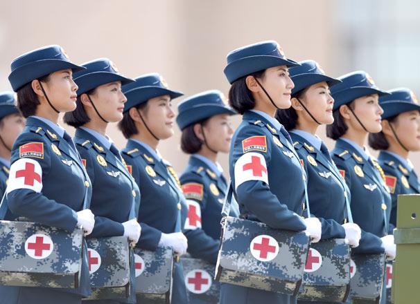 紀念抗戰勝利70周年大會在京舉行