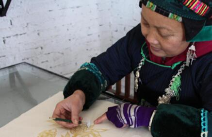 脫貧致富路上的中國夢