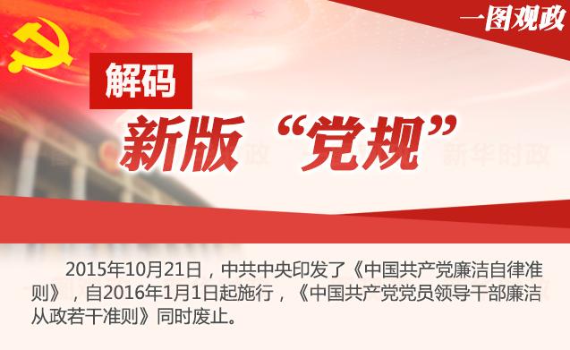 """解碼新版""""黨規"""""""