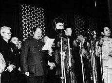 新中国档案:开国大典