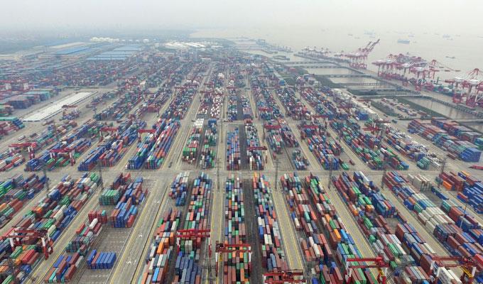 實施自由貿易區戰略