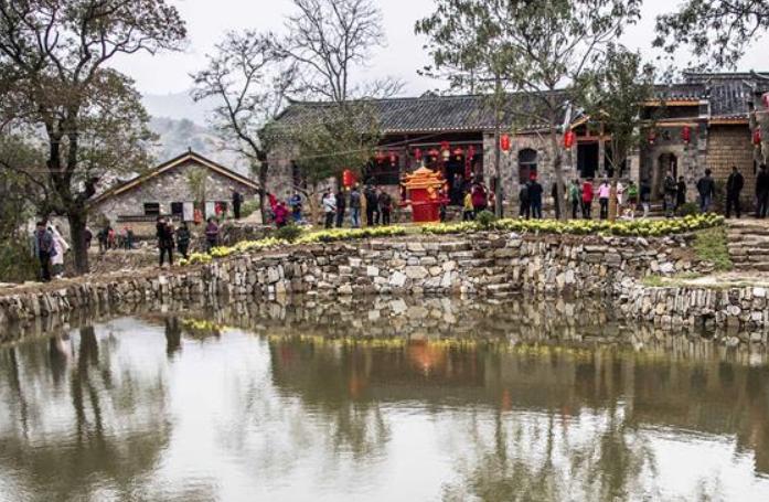 湖北大悟金嶺村:打造美麗鄉村 助力精準扶貧
