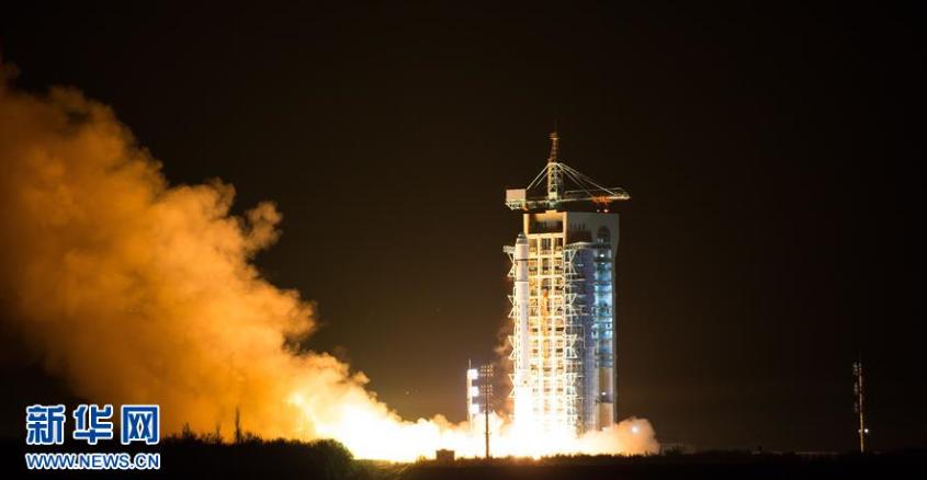 我國首顆碳衛星發射成功 可監測全球二氧化碳濃度