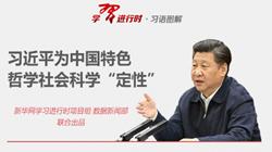 """習近平為中國特色哲學社會科學""""定性"""""""