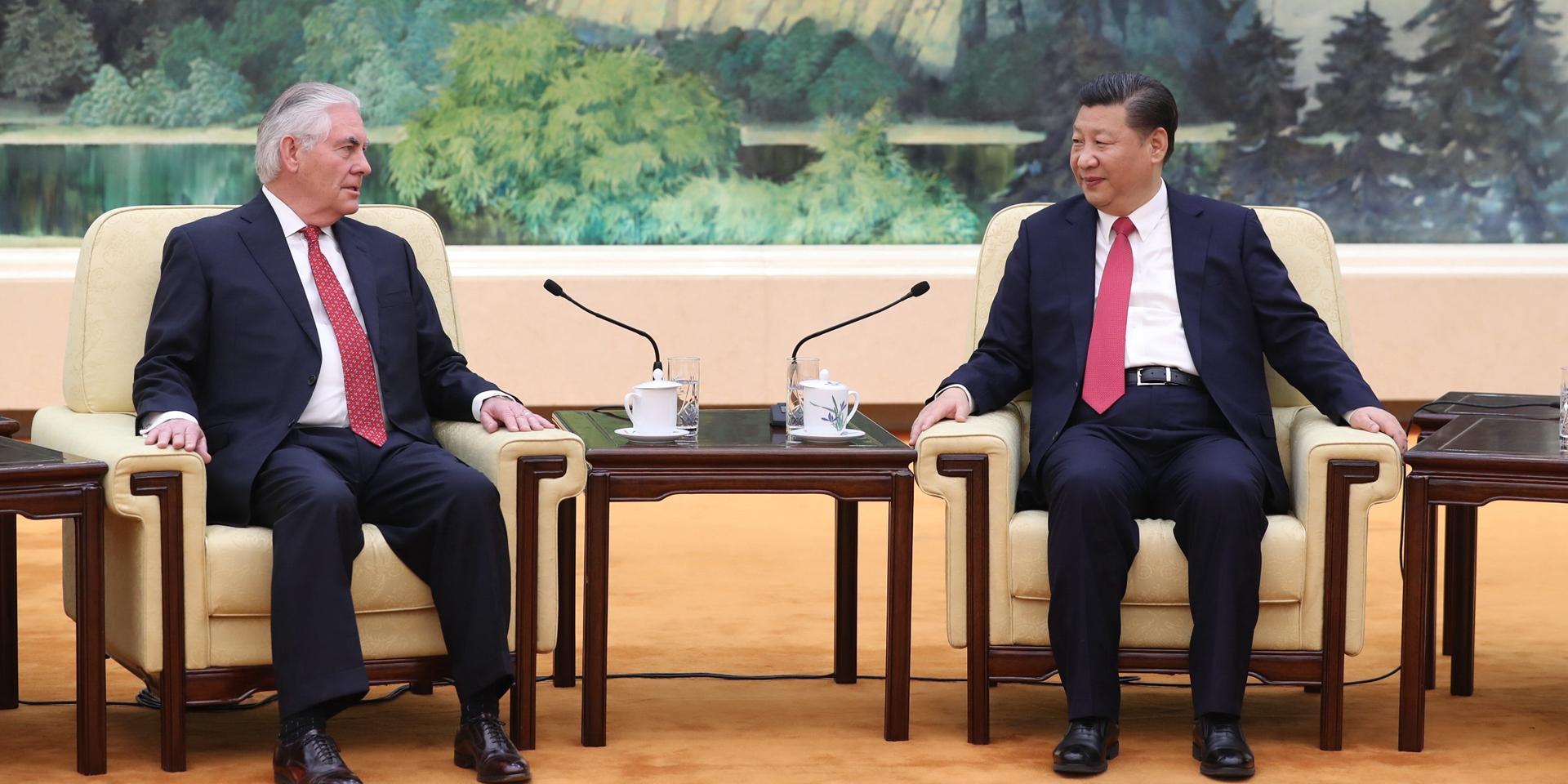 中美关系对两国、对世界都很重要。