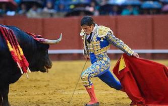 西班牙鬥牛士英姿