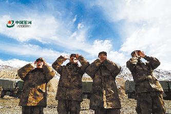 500名新兵挺進生命禁區:邊防哨卡,我來了!