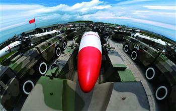 東風浩蕩滿眼春——火箭軍部隊建設一流戰略軍種述評