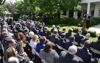 美國宣布退出《巴黎協定》
