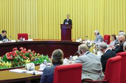 中歐圓桌會議第十五次會議在京開幕