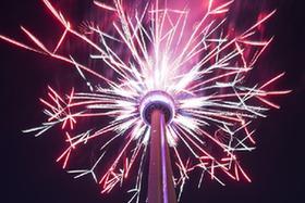 加拿大:絢麗煙火慶國慶