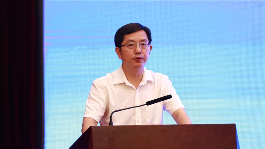 中央網信辦網絡社會工作局局長章勳宏