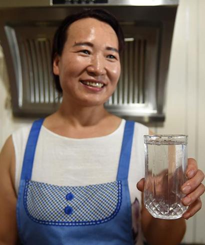 内蒙古:饮水安全惠民生