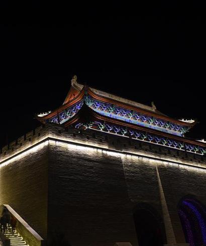 塞外小北京——定远营古城