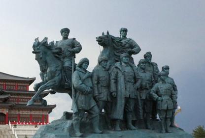 """乌兰察布凉城县:以""""红色基因""""开启全域旅游新格局"""