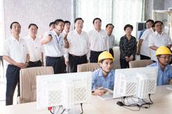 張德江在湖南檢查固體廢物污染環境防治法實施情況