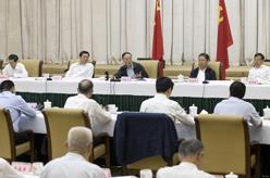 王岐山在湖南省調研並主持召開巡察工作座談會