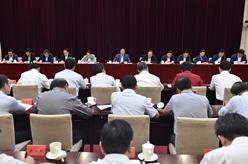 劉奇葆與新任黨委宣傳部部長研討班學員座談