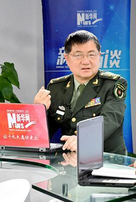 顏曉峰:建設強大軍隊,為實現中國夢提供戰略支撐