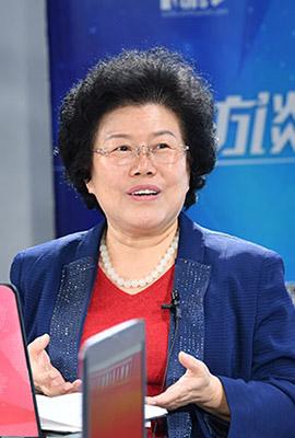 """陈文玲:创新已成为我国经济建设的""""发展灵魂"""""""