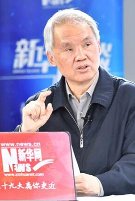 李忠傑:黨章的修改是時代前進的需要
